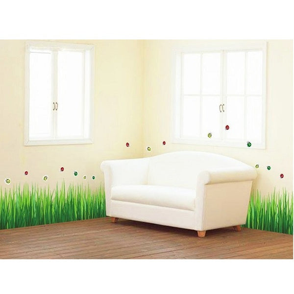 Removable Garden Inspired Home Wall Sticker Wallpaper(70cm by 51cm)