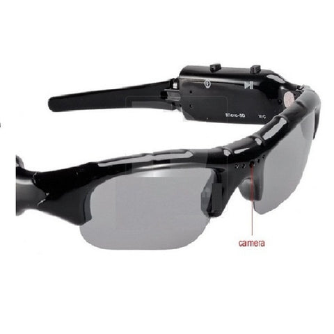 Eyewear Sunshade Camera