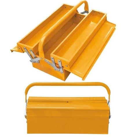 17 Inches Metal Tool Box(17*7.8*7.8 Inches)