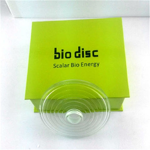 Bio Scalar Energy Disc 4 (Alpha Spin)