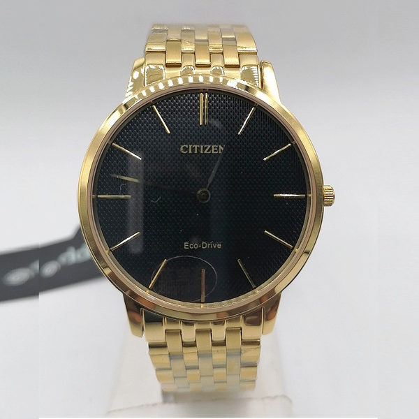 Citizen Gold Eco Drive Gents And Ladies Watch