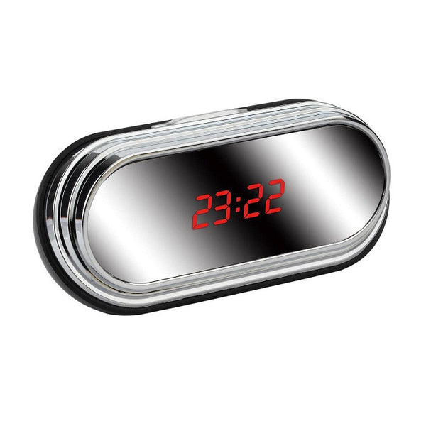 V9 Hidden Spy Chiming Clock Camera