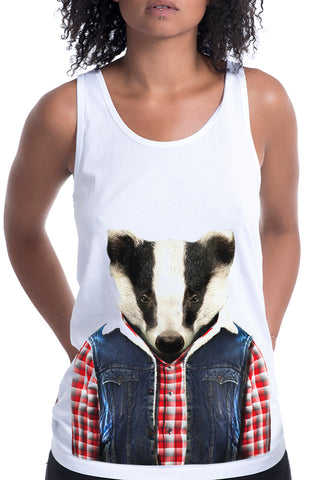 Women's Badger Singlet