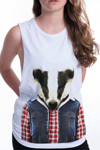 Women's Badger Tank