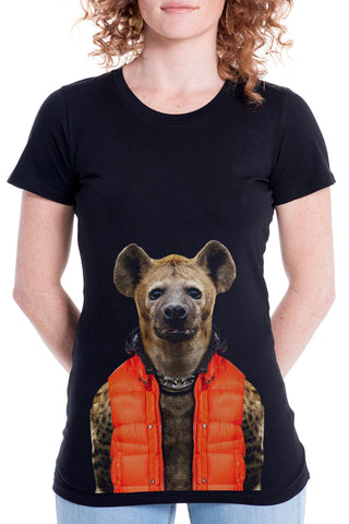 Women's Hyena Fitted Tee
