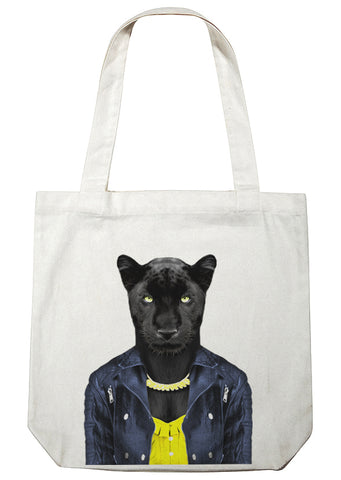 Miss Panther Tote