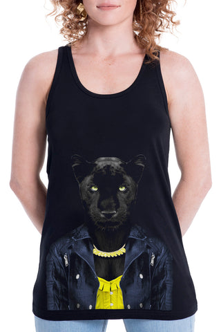 Women's Panther Female Singlet