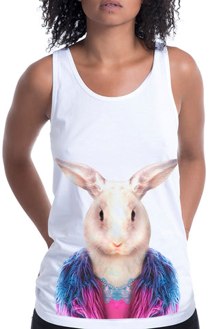 Women's Rabbit Singlet