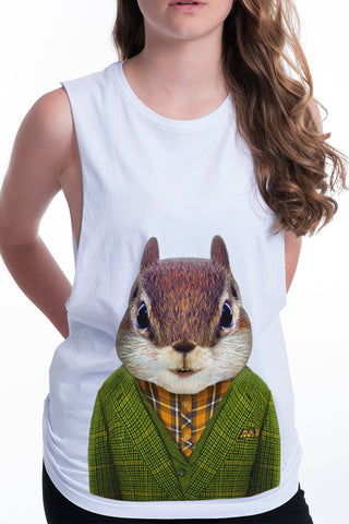 Women's Squirrel Tank