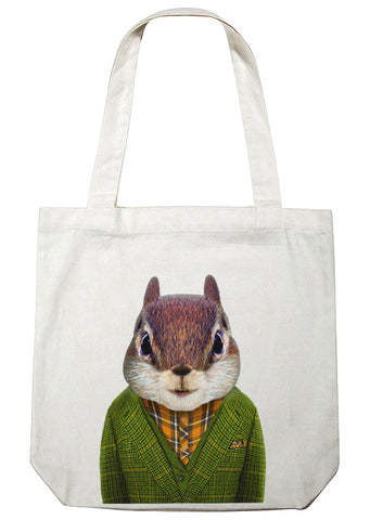 Squirrel Tote