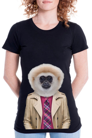 Women's Gibbon Fitted Tee