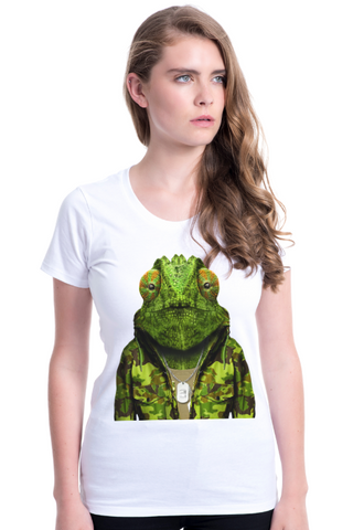 Women's Chameleon Fitted Tee
