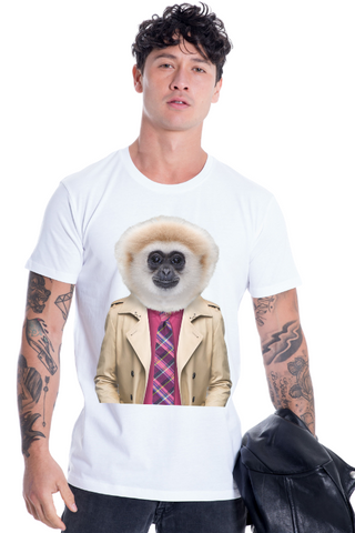 Men's Gibbon T-Shirt