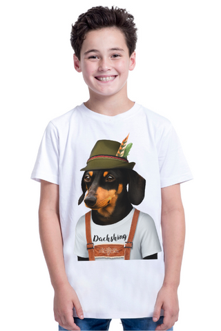 Kid's Dachshund T-Shirt