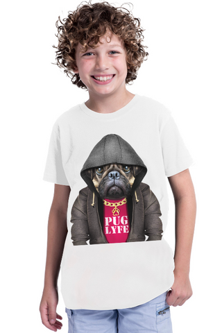 Kid's Pug Lyfe T-Shirt