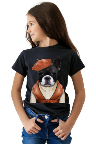 Kid's Miss Frenchie T-Shirt