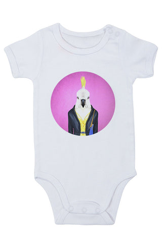 Cockatoo Baby Grow