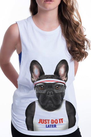 Women's Frenchie Tank