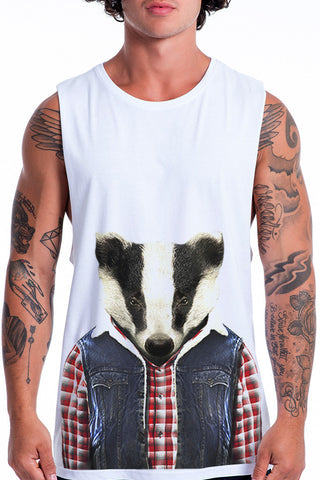 Men's Badger Tank