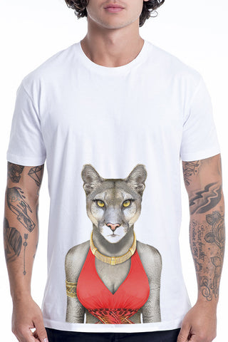 Men's Cougar T-Shirt