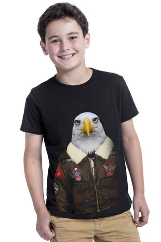 Kid's Eagle T-Shirt