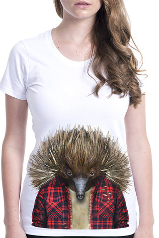 Women's Echidna Fitted Tee