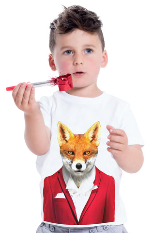 Kids Fox T-Shirt - Kid's Tee