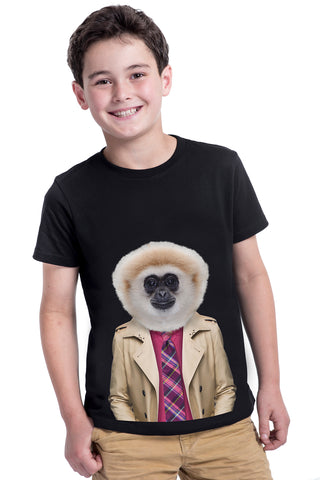 Kid's Gibbon T-Shirt