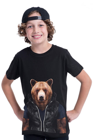 Kids Bear T-Shirt - Kid's Tee