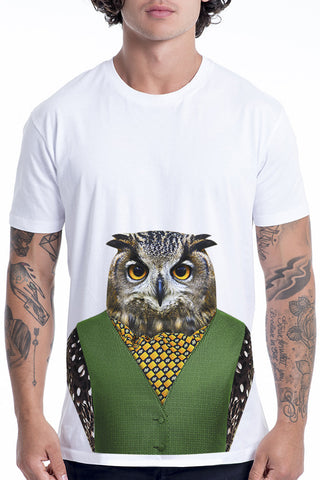 Men's Owl T-Shirt
