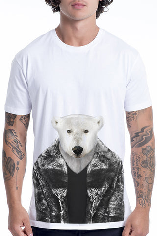 Men's Polar Bear T-Shirt