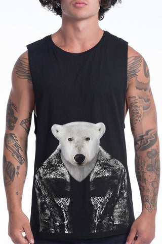 Men's Polar Bear Tank