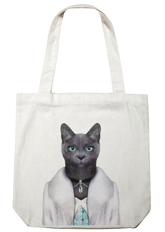 Princess Cat Tote