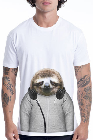 Men's Sloth T-Shirt