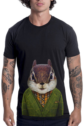 Men's Squirrel T-Shirt