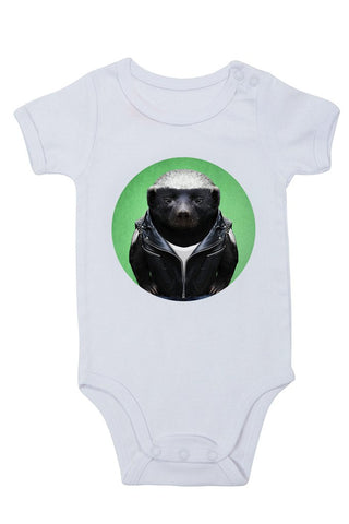 honey badger baby grow