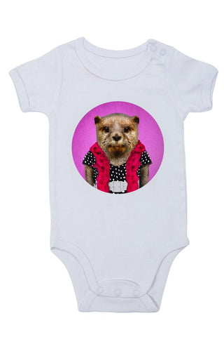 otter baby grow