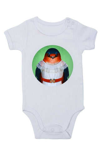 swallow baby grow