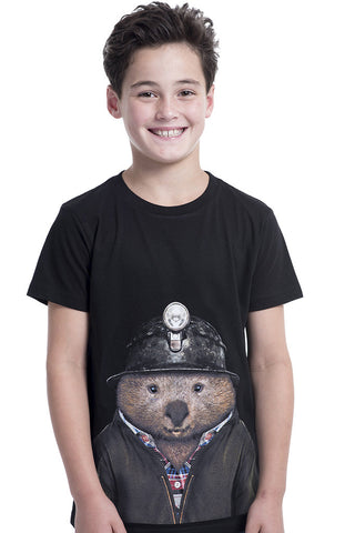 Kid's Wombat T-Shirt