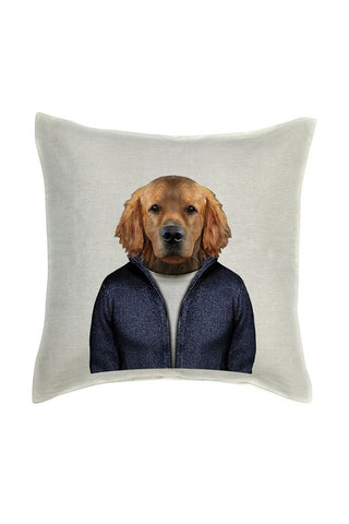 Retriever Cushion Cover - Linen