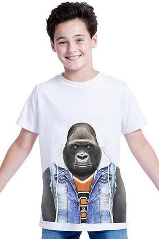 Kids Gorilla T-Shirt - Kid's Tee