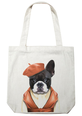 Miss Frenchie Tote