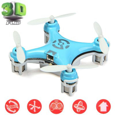 Mini quadcopter - moder