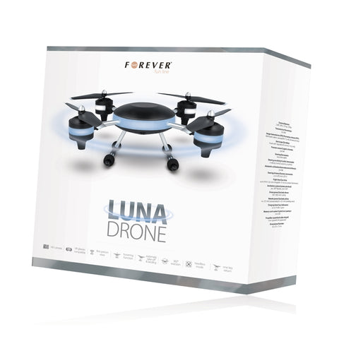 Dron FOREVER Luna HD Wifi