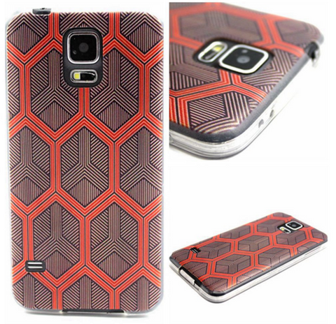 Samsung Galaxy S5 mini -Retro etui