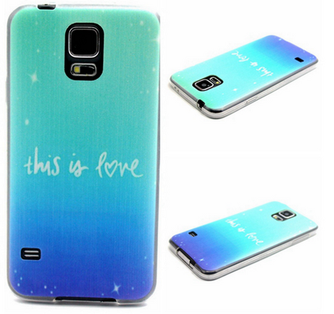 Samsung Galaxy S5 mini-Love etui