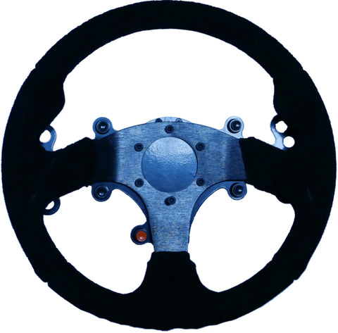 320mm Steering Wheel with Button Plate and Paddle Shifters (Revision 2)