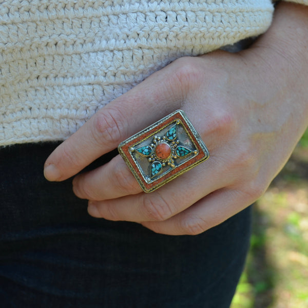 Tibetan Heritage Collection Rings