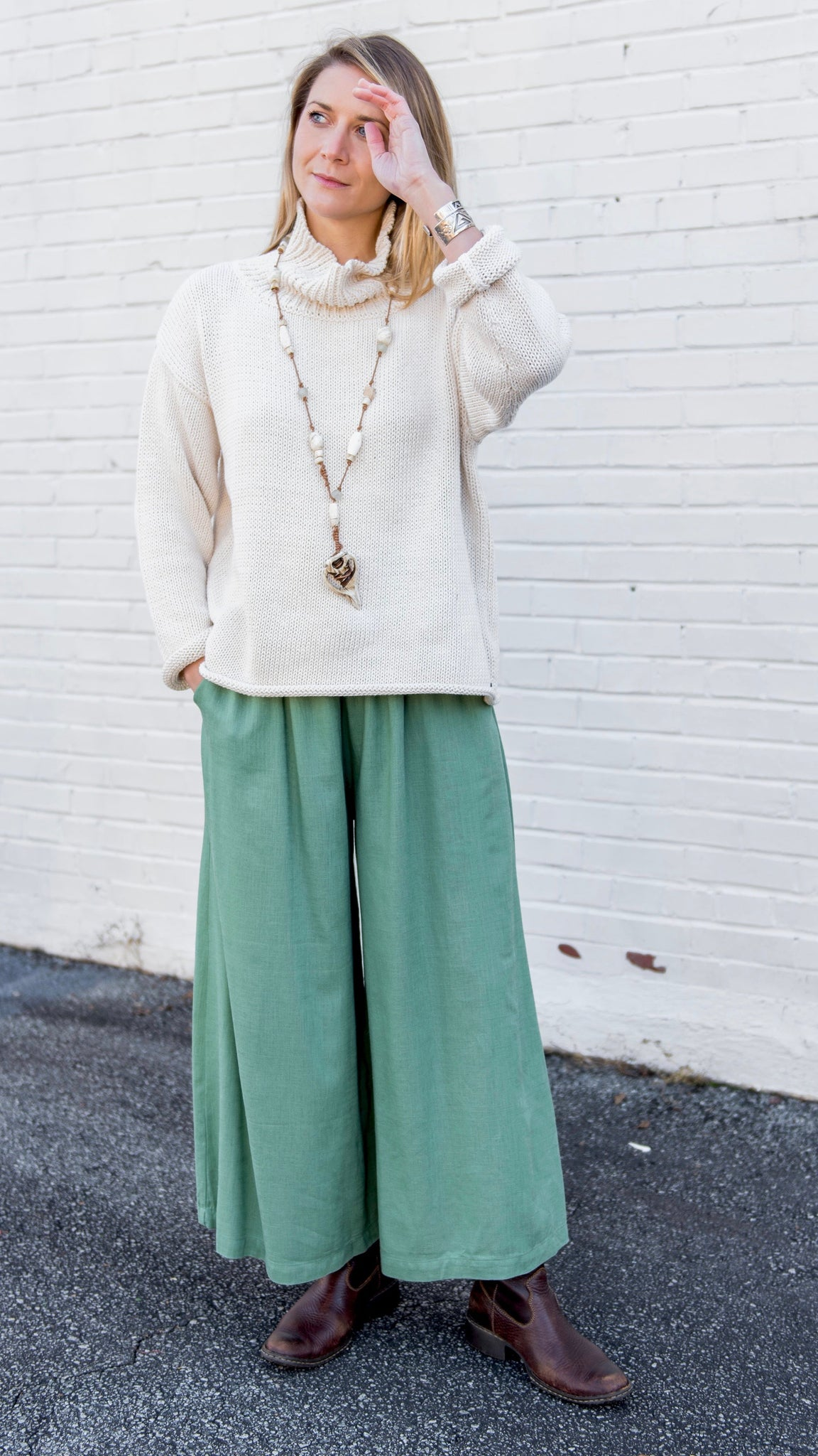 Contemporary Culottes
