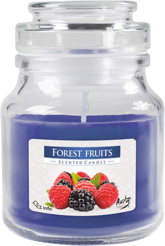 Forest Fruits Jar Candle